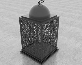 lamp Moroccan Lantern 3D