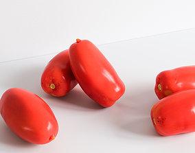 3D Tomato 011