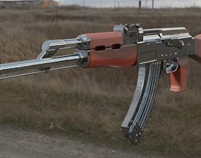 ak 47 3D guns