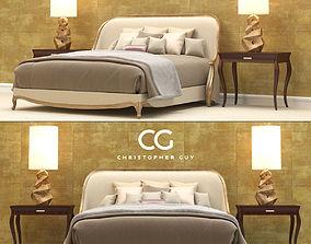 cambon 3D model Christopher Guy Bedroom Set