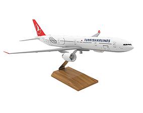 Plane Desktop Decorative Model