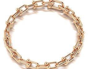 3D print model Link Bracelet 1