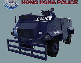 AT 105 SAXON HONK KONG POLICE 3D