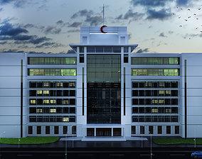 condominium Hospital 3D model