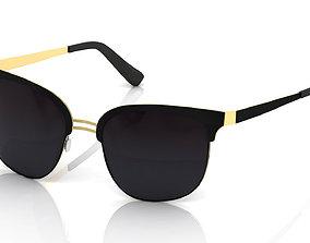 Eyeglasses for Men and Women sun lady 3D print model