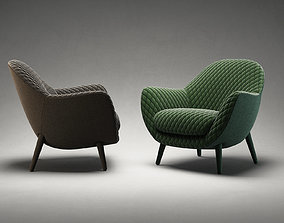 Mad Queen Chairs 3D