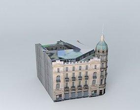 3D Hotel Savoy