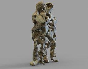 2 Girls 3D model