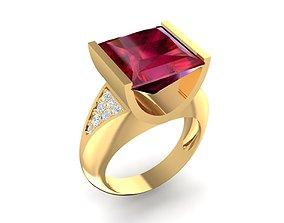 1815 Diamond Ring 3D printable model