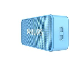 PHILIPSBT 64A BLUETOOTH SPEAKER BLUE 3D model