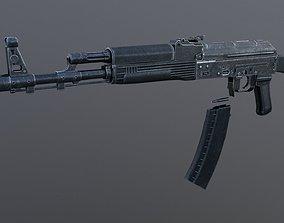 3D asset AK-74M
