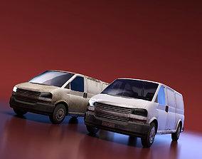 VR / AR ready Van model