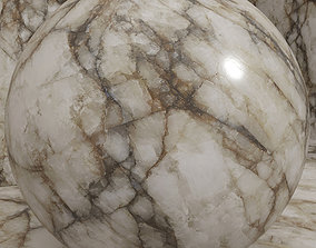 Material seamless - stone marble 3D model