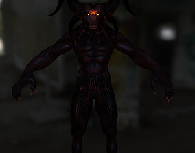 Baphomet Demon 3D model