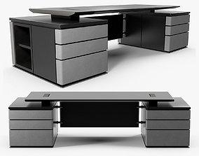 Promemoria - Au bout de la nuit writing desk 3D model