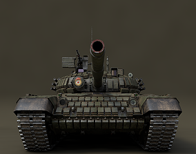 MBT T-72 B1 3D