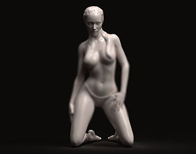 Sexy girl set1 01 3D printable model