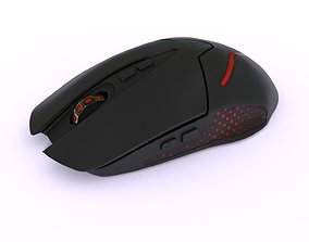 Wireless Gaming Mouse 3D