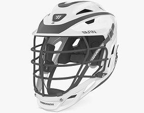 Warrior Custom Burn Helmet 3D
