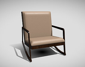 3D model Rocking Chair easychair