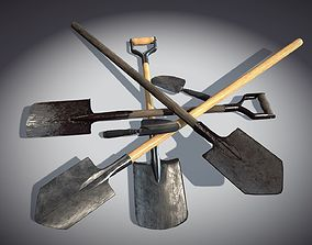 3D Shovel Pack