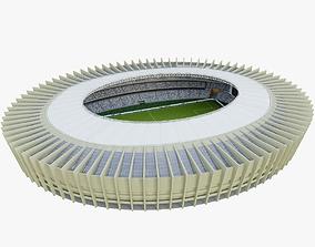 Stadium Mineirao 3D model