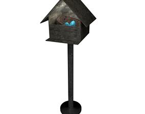Robin s Birdhouse 3D