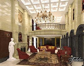 entrance Hall 3D