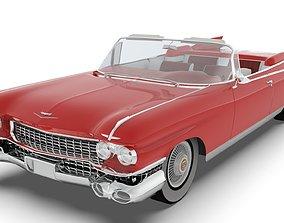 3D asset realtime Cadillac Eldorado Biarritz 1959