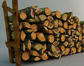 Old Woods 3D model
