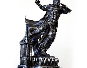 3D printable model BATMAN Battle Pose