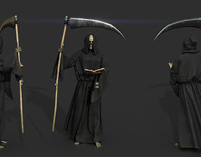 3D model THE DEATH