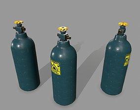 Oxygen Tank 3D asset realtime industry