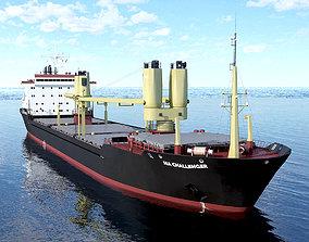 Bulk Carrier SEA CHALLENGER 3D model