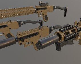3D model MPA930DMG 9mm Pistol