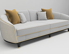 3D Verona Modern Sofa