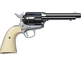 3D printable model Revolver colt peacemaker redy to print