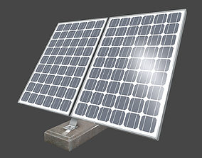 3D solar collector 9