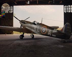Spitfire Mk1 3D