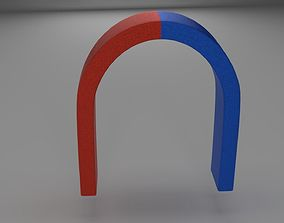 3D model Magnet