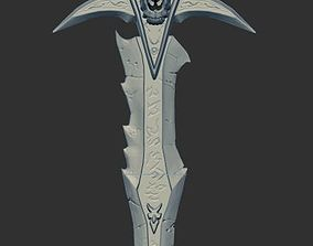 3D printable model Frostmourne World of Warcraft