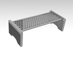Modern - Designer Bench 3D print model