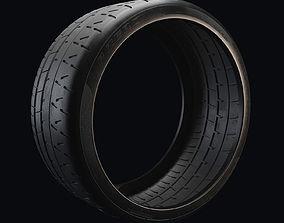 3D P Zero Trofeo R Tyre