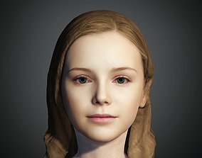 Unity Digital Human HS005 3D model animated