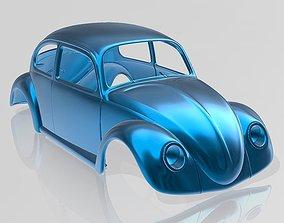 Volkswagen Beetle 1200 1966 3D Printer Test