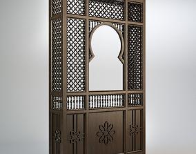 Mashrabiya 2 arabi 3D model