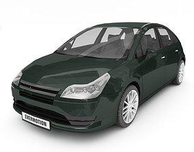 3D model car 29 am132