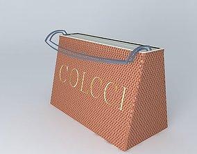 Colcci bag 3D model