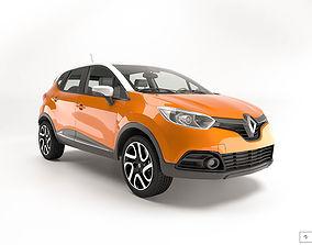 3D model Renault Captur