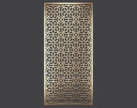 Decorative panel 349 3D